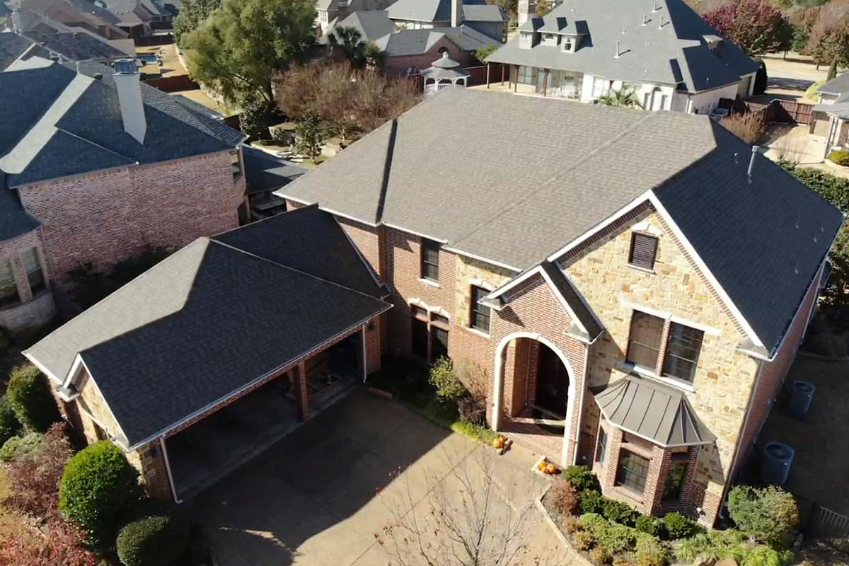 Walden's Services provides residential roofing in Greenville, Rockwall, and McKinney, Texas
